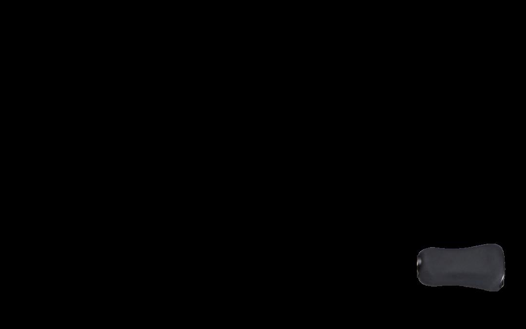 ハイグリップIシェイプライトノブ